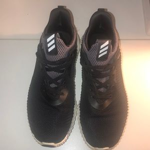 ADDIDAS ALPHA 3 BOUNCE SHOES